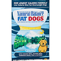 Natural Balance Fat Dog Healthy Dog Food
