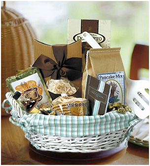 Monthly Promo: SummerTime Gourmet Breakfast Basket