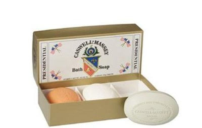 Caswell Massey Presidential Soap Collection