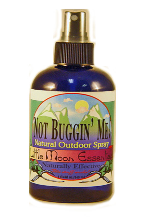 Not Buggin' Me Natural Outdoor Spray by Little Moon Essentials