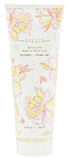 Lollia Breathe Shower Gel